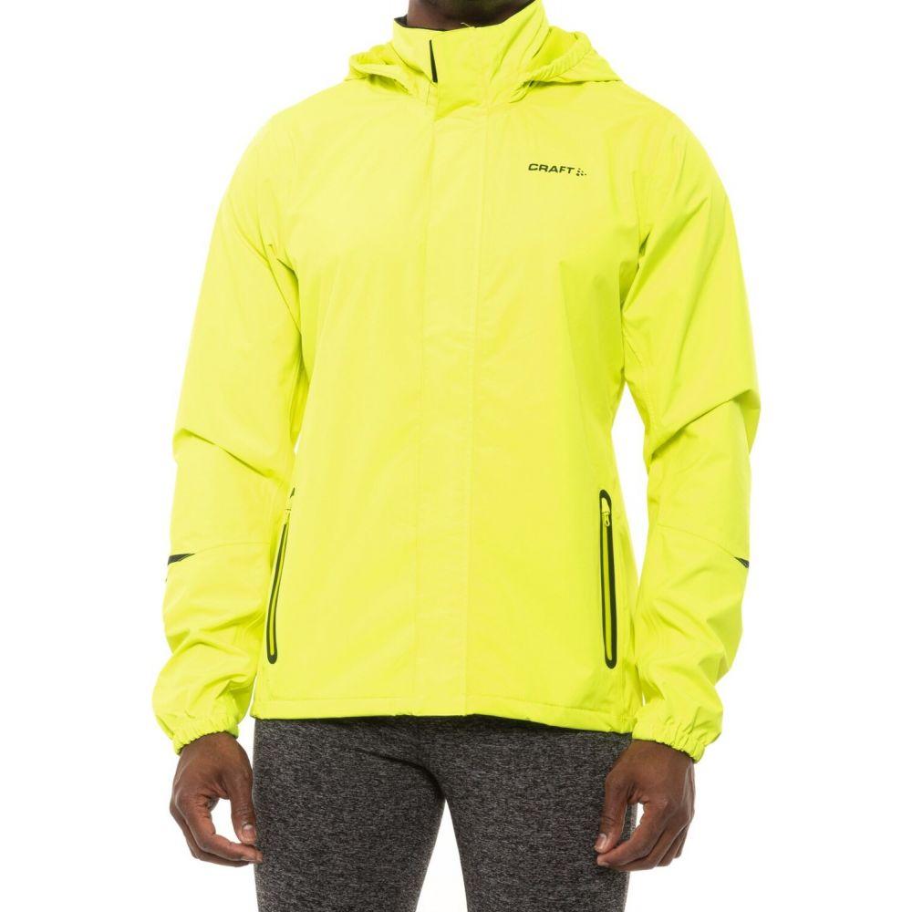 クラフト メンズ アウター レインコート Flumino 【サイズ交換無料】 クラフト Craft Sportswear メンズ レインコート アウター【Rain Commuter Jacket - Waterproof】Flumino
