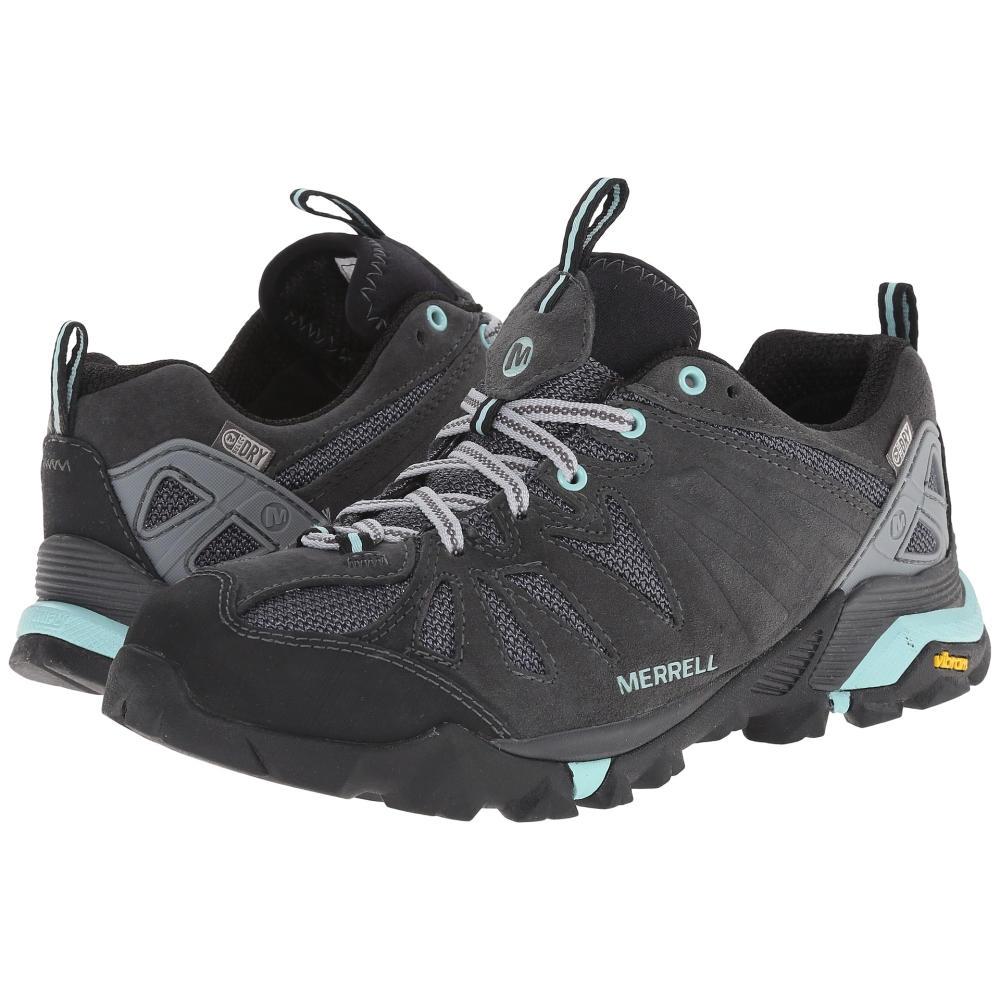 メレル レディース ハイキング・登山 シューズ・靴【Capra Waterproof】Granite