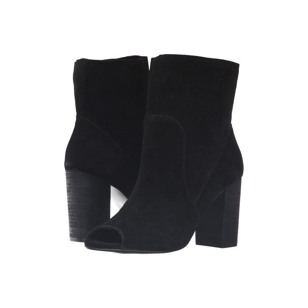 チャイニーズランドリー レディース シューズ・靴 ブーツ【Tom Girl】Black Split Suede