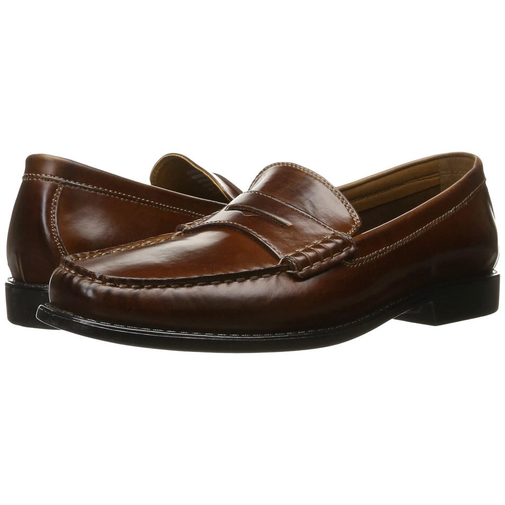 アイゾッド メンズ シューズ・靴 革靴・ビジネスシューズ【Edmund】Tan