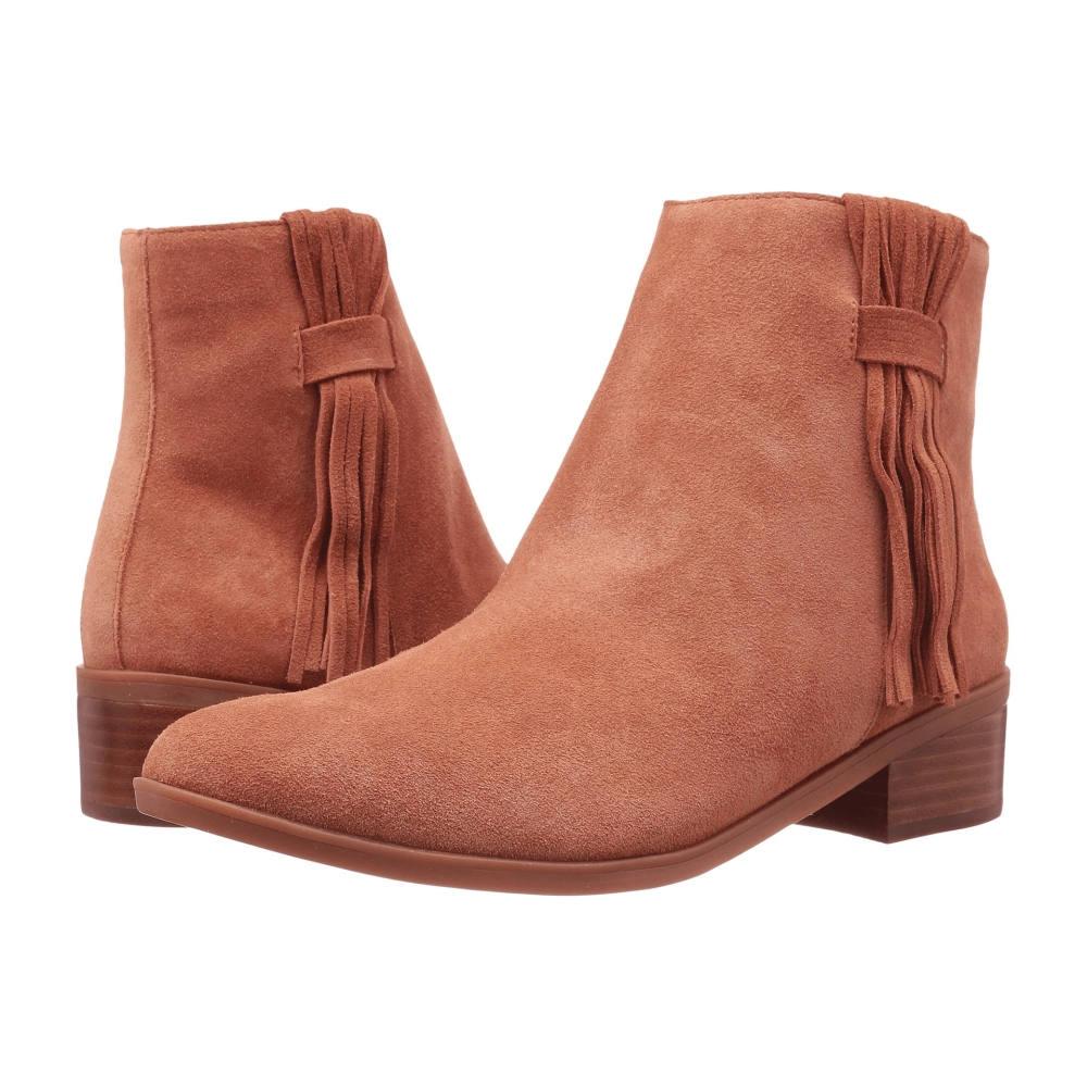 ベラヴィータ レディース シューズ・靴 ブーツ【Fern】Camel Suede Leather