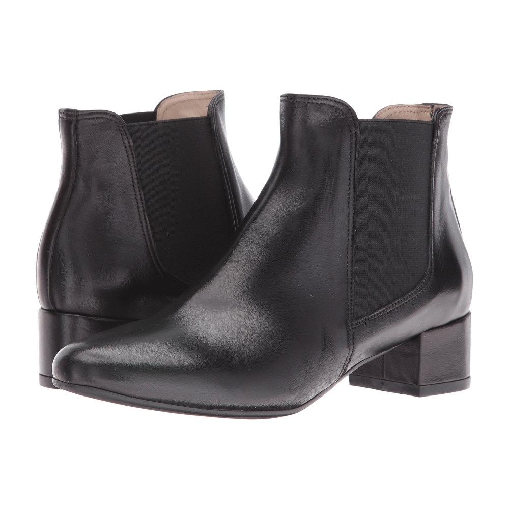 ホワイトマウンテン レディース シューズ・靴 ブーツ【Johnna】Black Leather