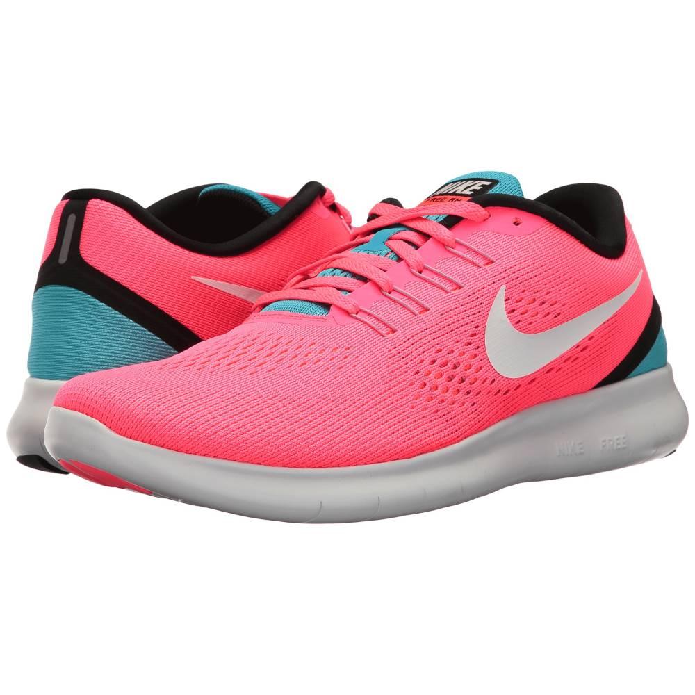 ナイキ レディース ランニング・ウォーキング シューズ・靴【Free RN】Racer Pink/Off-White/Chlorine Blue/Black
