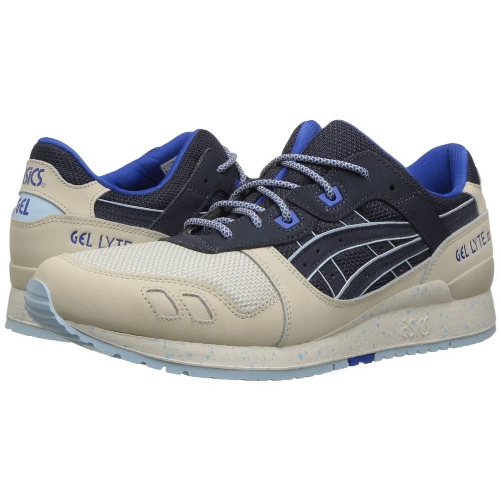 アシックス メンズ ランニング・ウォーキング シューズ・靴【Gel-Lyte III】India Ink/India Ink