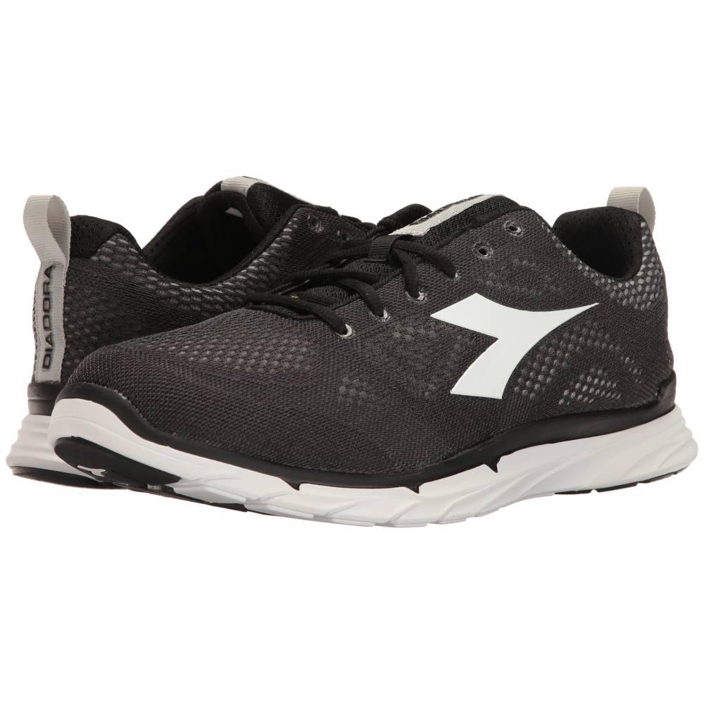 ディアドラ メンズ ランニング・ウォーキング シューズ・靴【Trama 2】Black/Superwhite