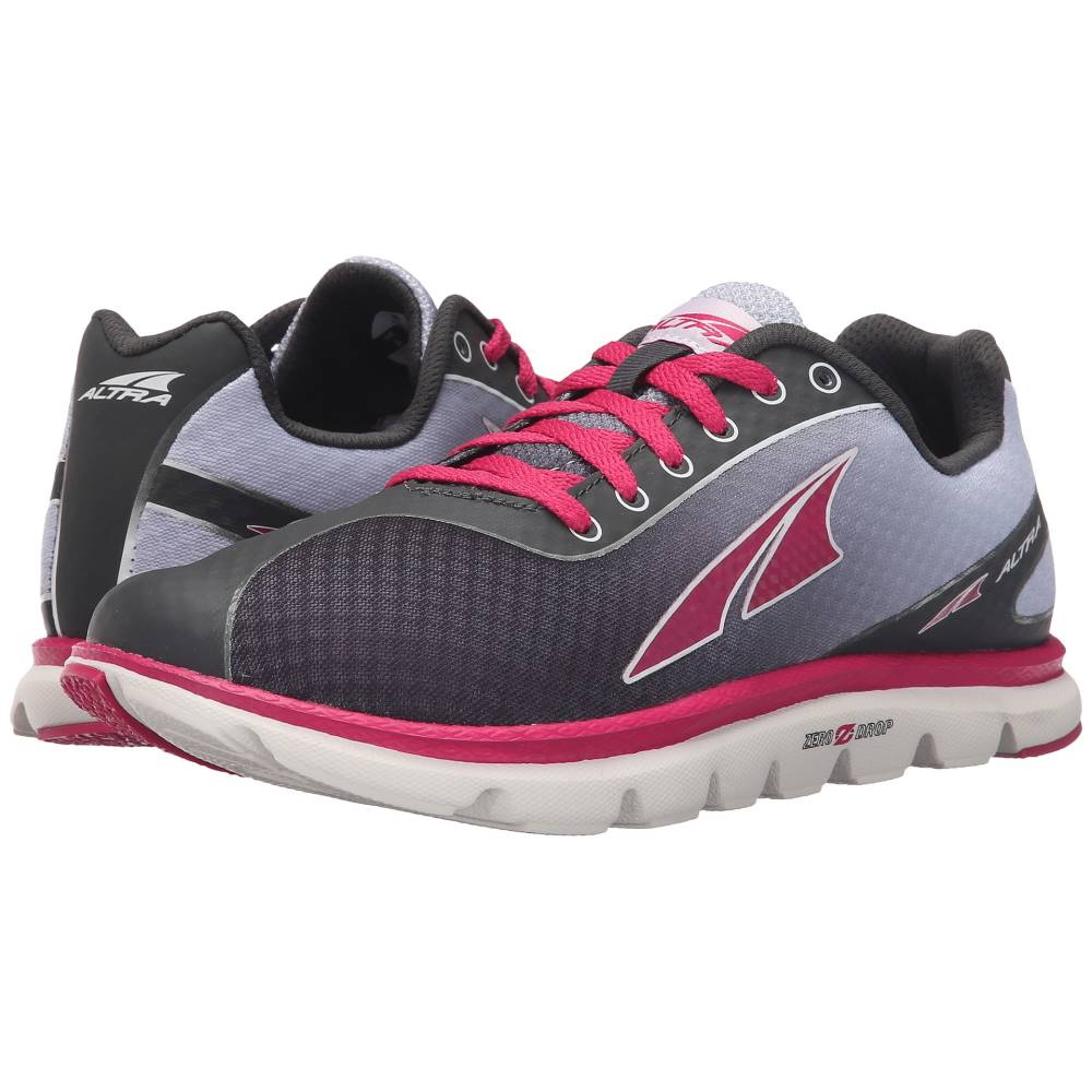 アルトラ レディース ランニング・ウォーキング シューズ・靴【One 2.5】Raspberry