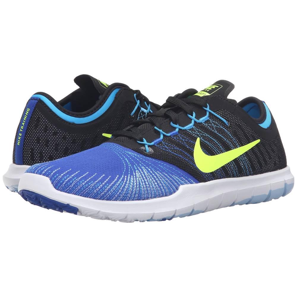 ナイキ レディース フィットネス・トレーニング シューズ・靴【Flex Adapt TR】Racer Blue/Black/Blue Glow/Volt
