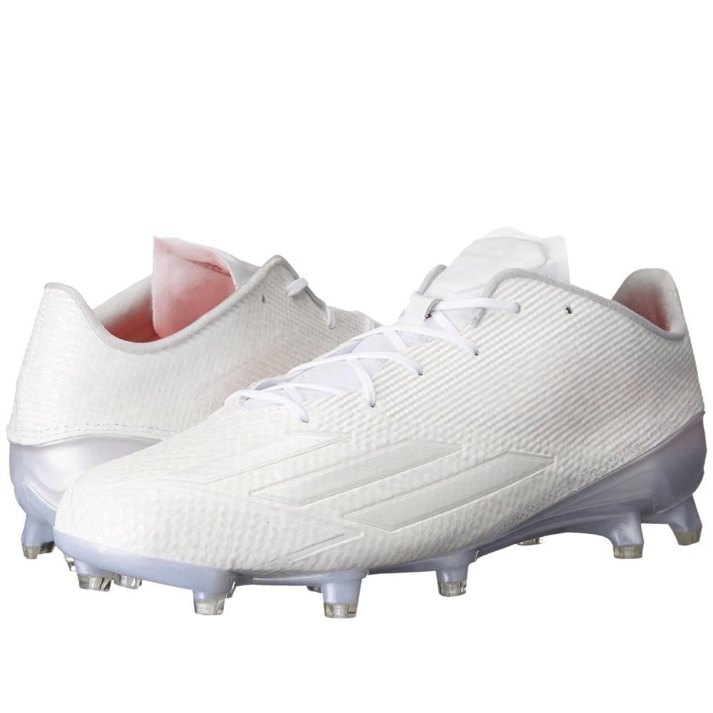 アディダス メンズ サッカー シューズ・靴【adizero 5-Star 5.0 Football】White/White/White