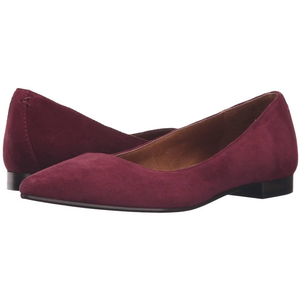 フライ レディース シューズ・靴 スリッポン・フラット【Sienna Ballet】Bordeaux Suede