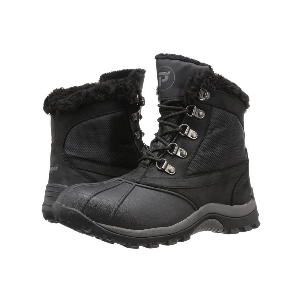 プロペット レディース シューズ・靴 ブーツ【Blizzard Mid Lace II】Black/Nylon