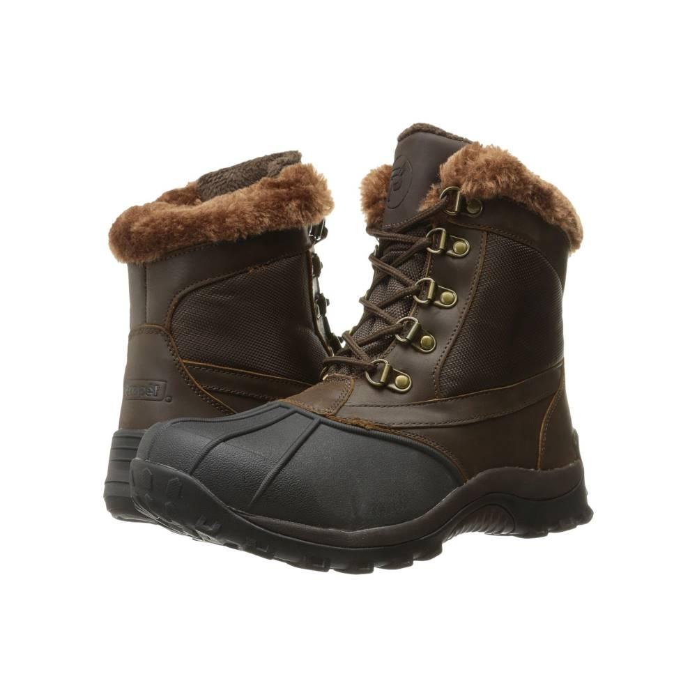 プロペット レディース シューズ・靴 ブーツ【Blizzard Mid Lace II】Brown/Nylon