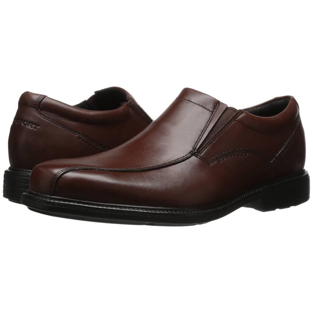 ロックポート メンズ シューズ・靴 スリッポン・フラット【Charles Road Slip-On】Tan II Leather