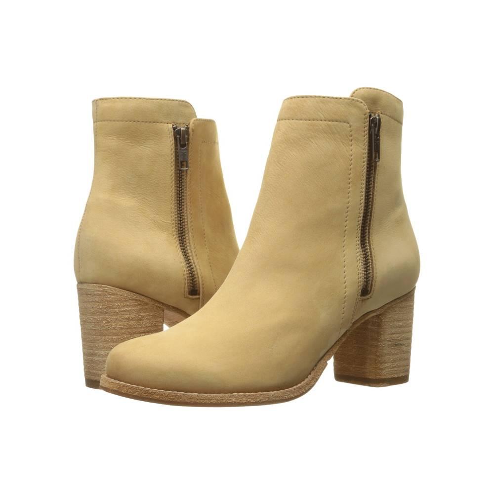 フライ レディース シューズ・靴 ブーツ【Addie Double Zip】Sand Soft Italian Nubuck