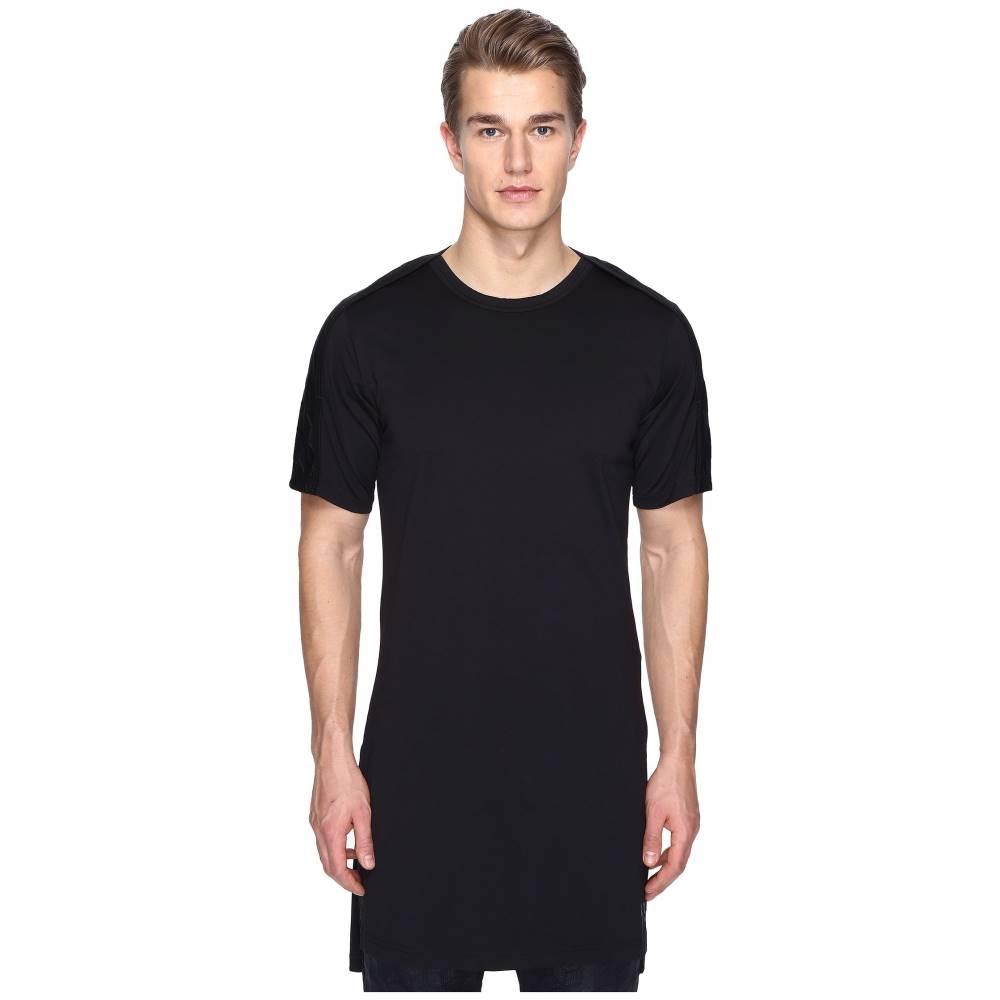 ワイスリー メンズ トップス Tシャツ【M 3D Short Sleeve Tee】Black