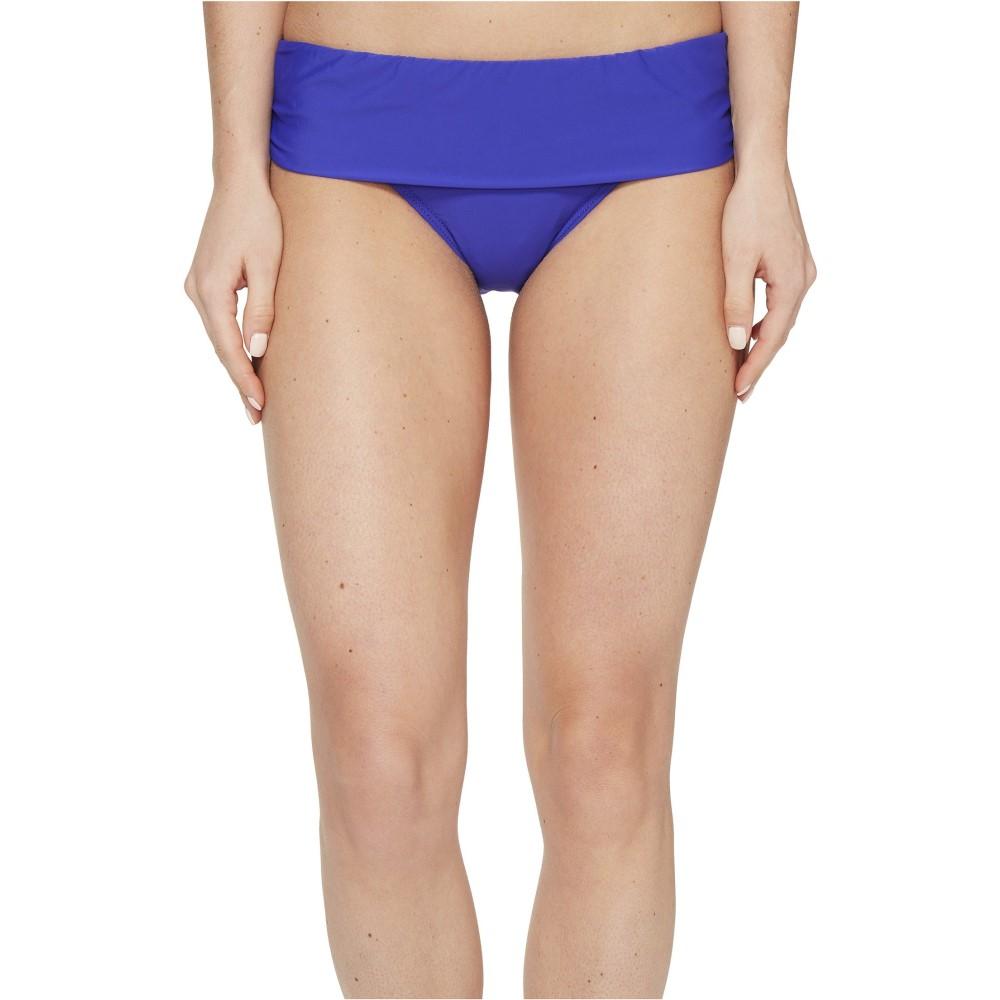 送料無料 女性用 Cabana Solids Lani Banded Bikini Bottom - Black スポーツ・アウトドア用品 アテナ レディース Athena 水着