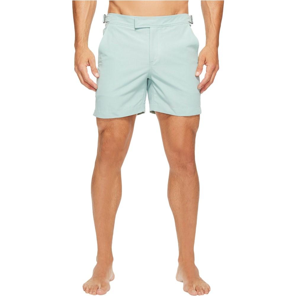 エクスレイ エヌビー メンズ 水着・ビーチウェア 海パン【5 Inch Bristol Swim Shorts】Bay