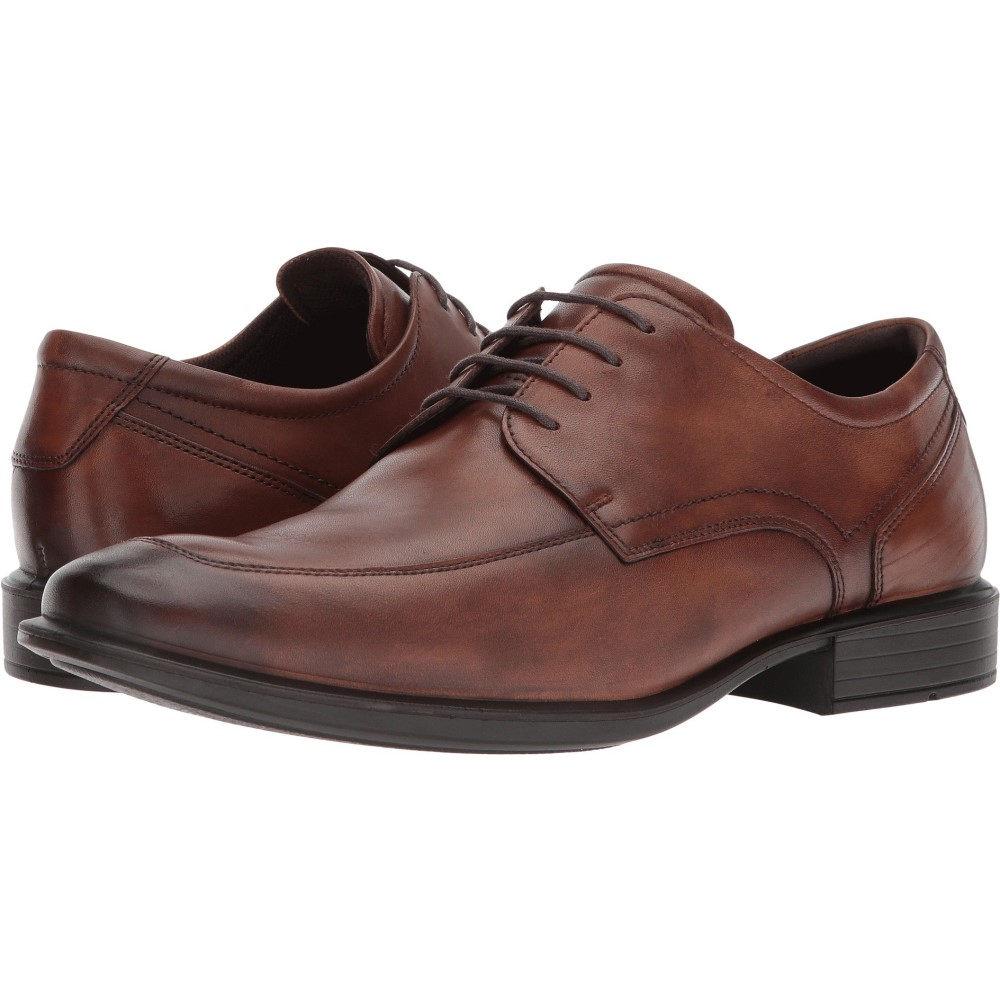 エコー メンズ シューズ・靴 革靴・ビジネスシューズ【Cairo Formal Tie】Amber