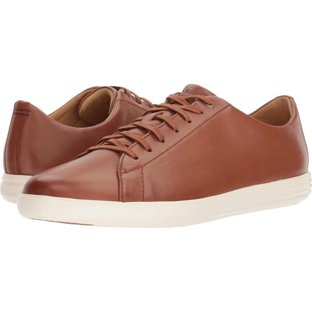 コールハーン メンズ シューズ・靴 スニーカー【Grand Crosscourt II】Tan Leather Burnish