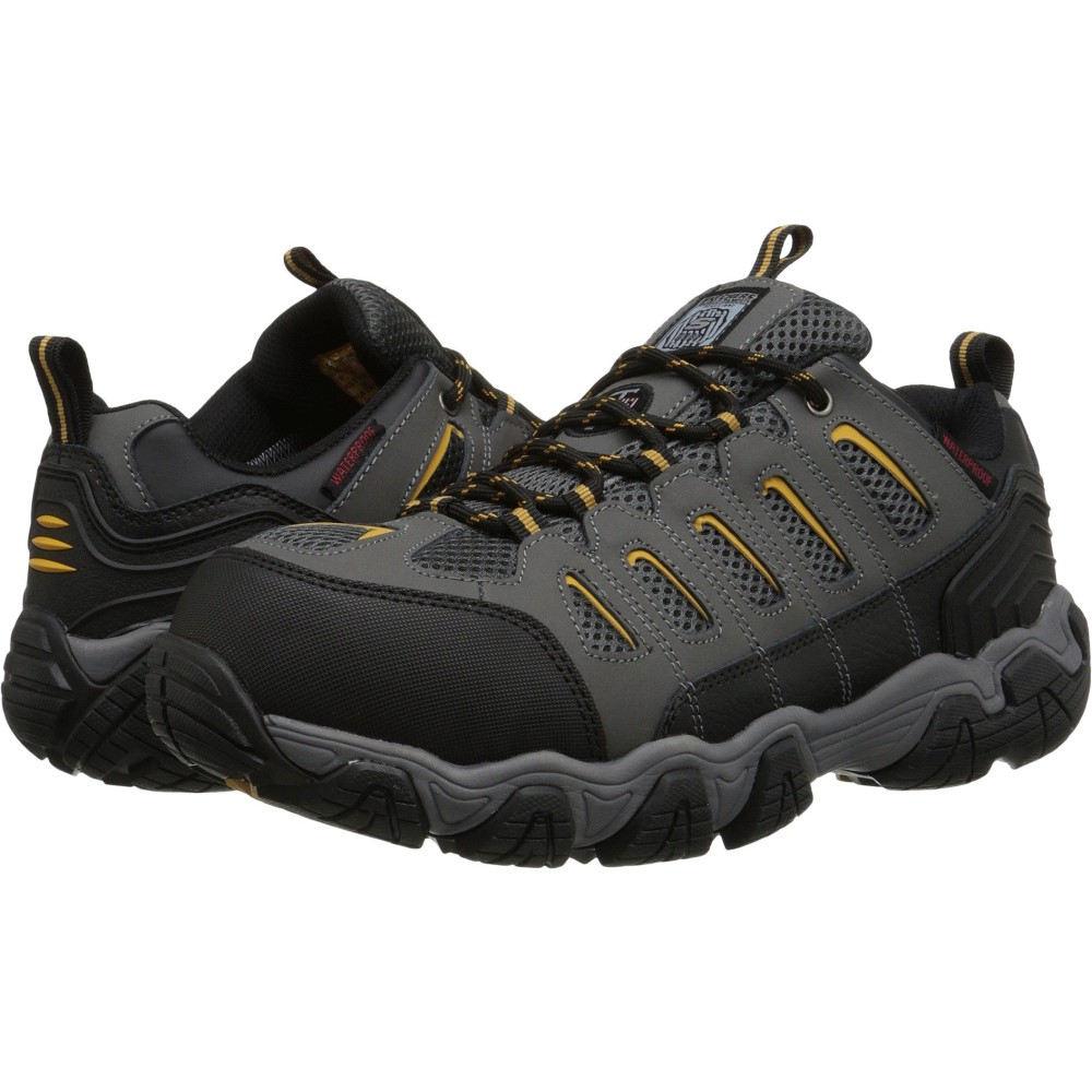 スケッチャーズ メンズ ハイキング・登山 シューズ・靴【Blais】Dark/Gray