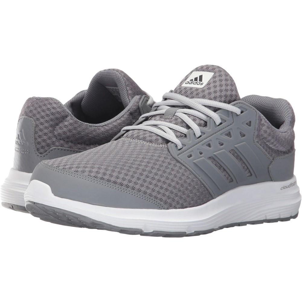 アディダス メンズ ランニング・ウォーキング シューズ・靴【Galaxy 3】Grey/Grey/Grey