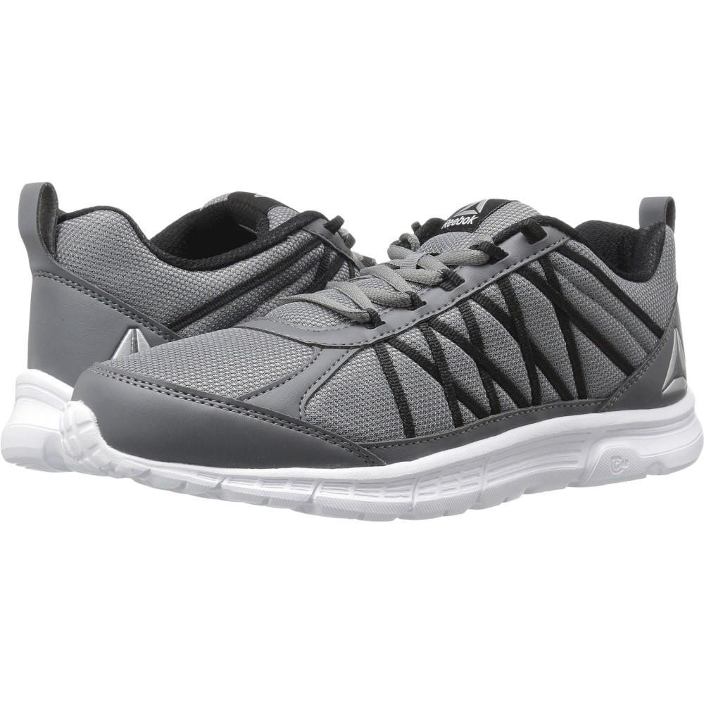 リーボック メンズ ランニング・ウォーキング シューズ・靴【Speedlux 2.0】Alloy/Black/White Silver Metal