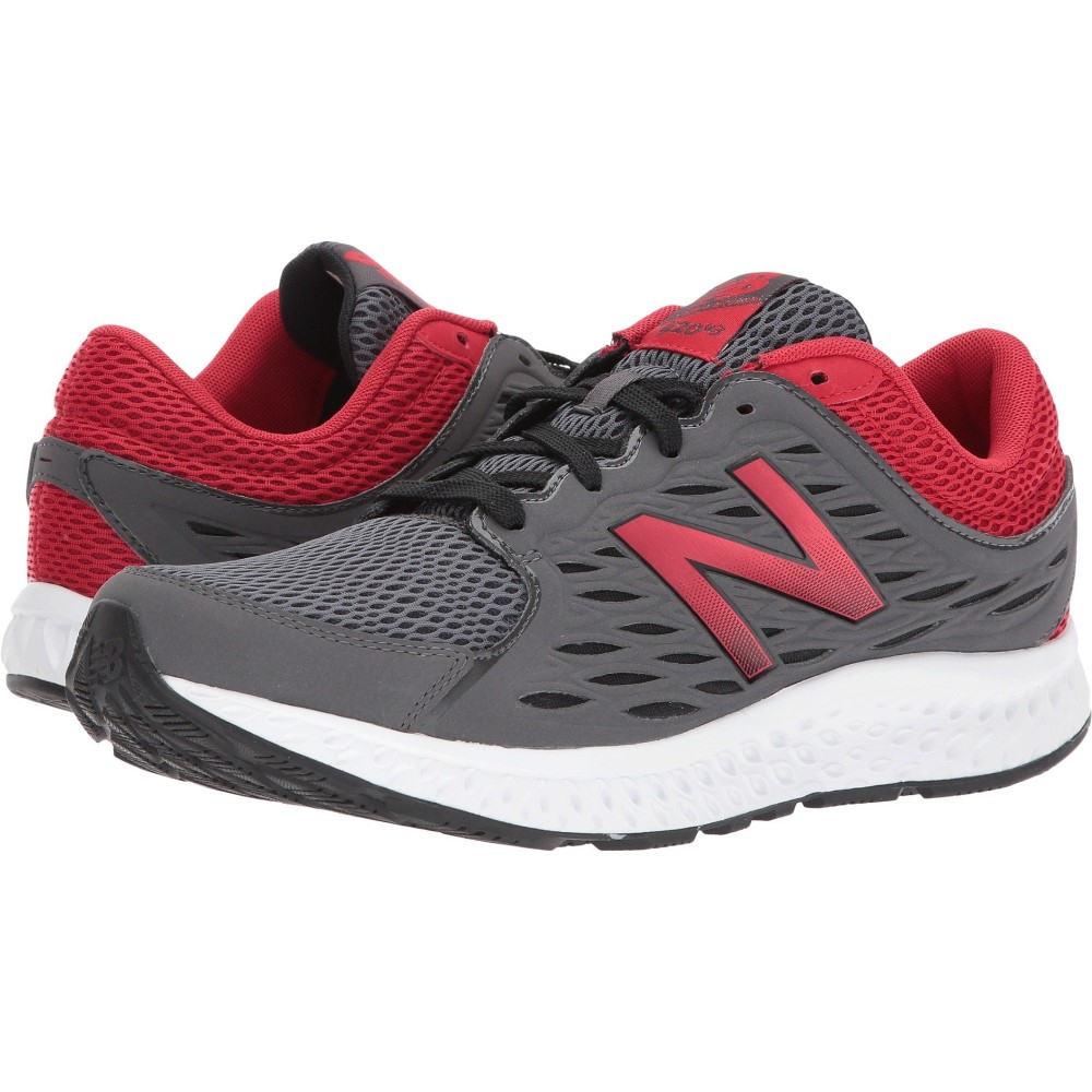 ニューバランス メンズ ランニング・ウォーキング シューズ・靴【420v3】Magnet/Team Red
