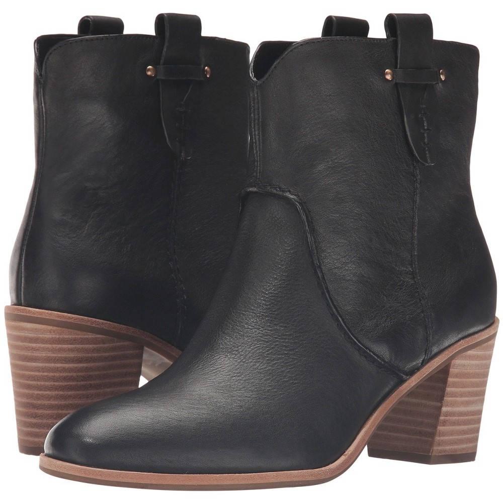 ジーエイチ バス レディース シューズ・靴 ブーツ【Sophia】Black