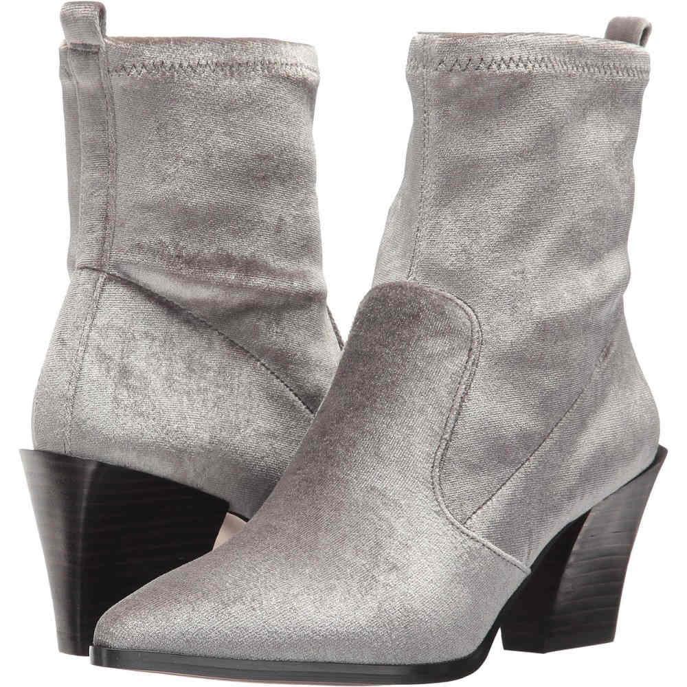 ナインウェスト レディース シューズ・靴 ブーツ【Eshella】Dark Grey Fabric