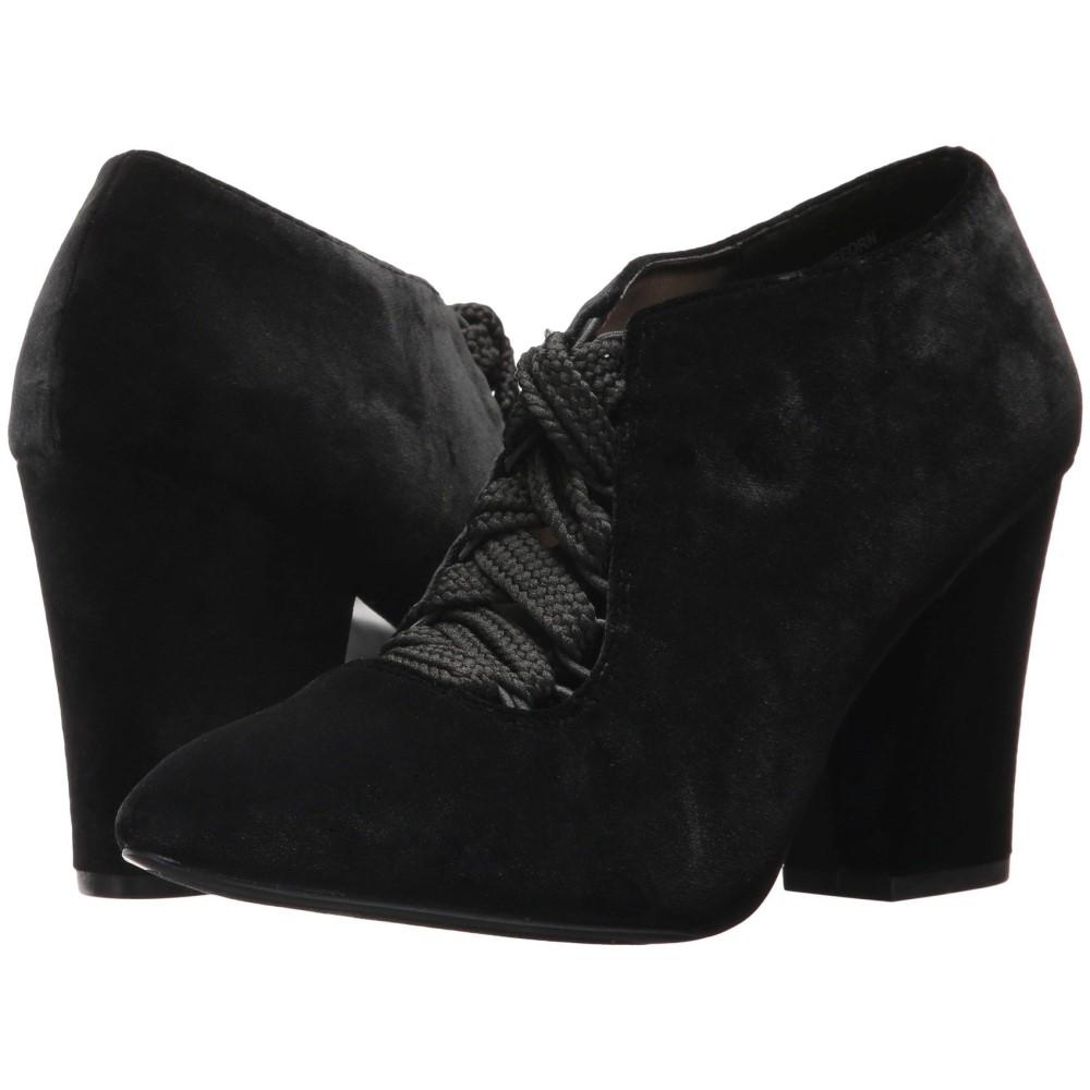 Fabric レディース ブーツ【Sweeorn】Black/Black シューズ・靴 ナインウェスト