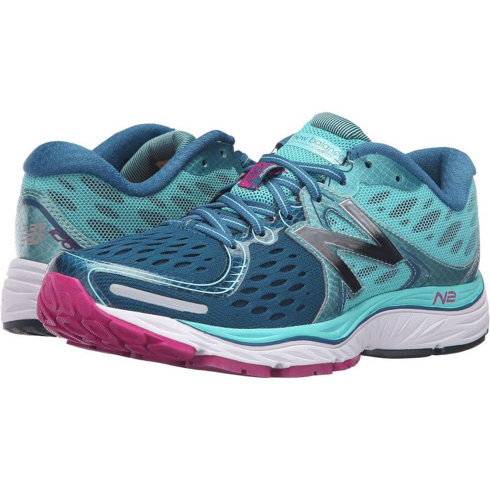 ニューバランス レディース ランニング・ウォーキング シューズ・靴【1260v6】Castaway/Aquarius