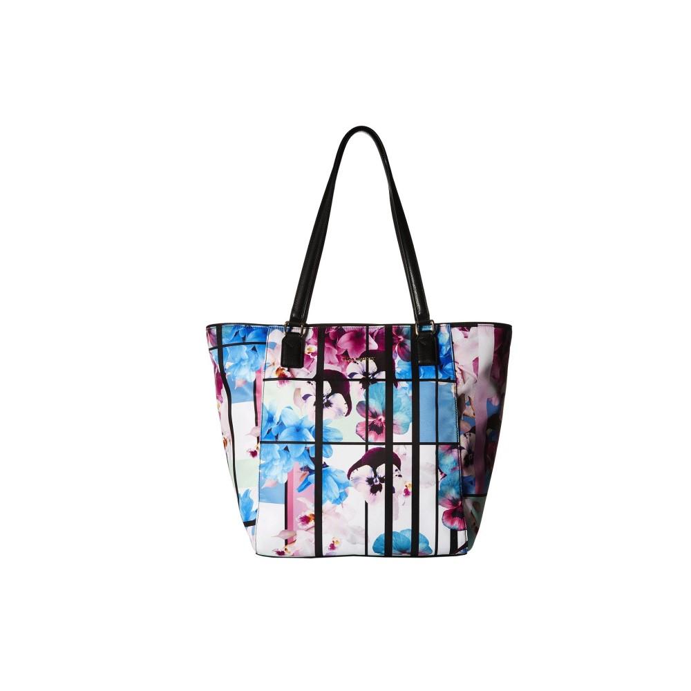 ヴェラ ブラッドリー レディース バッグ トートバッグ【Ella Tote】Exotic Floral/Black