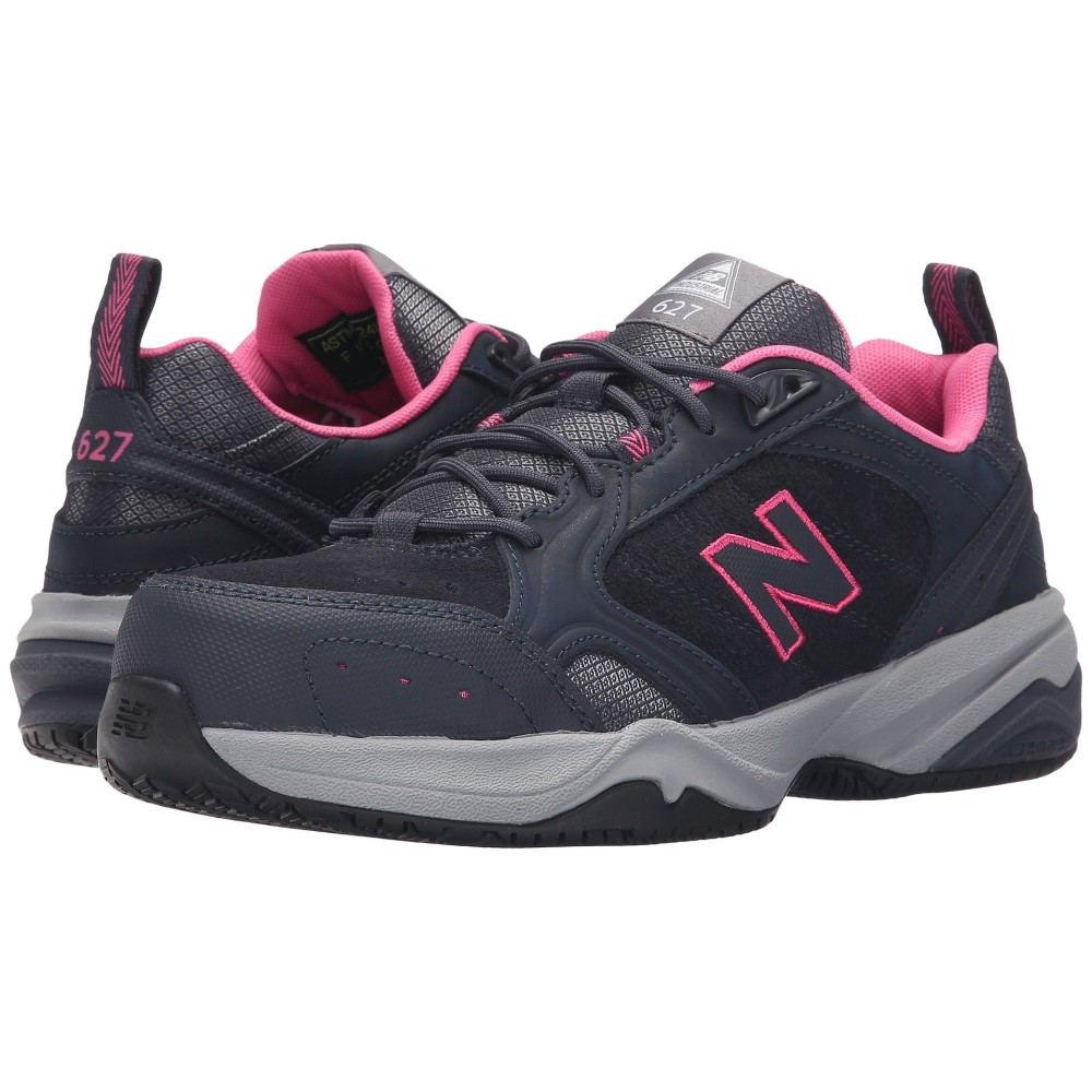 ニューバランス レディース シューズ・靴 スニーカー【WID627】Dark Grey/Pink