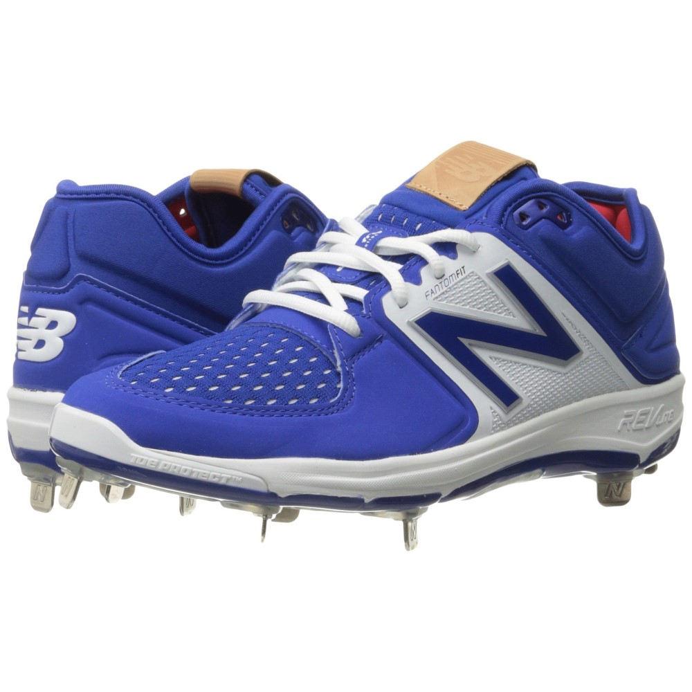 ニューバランス メンズ 野球 シューズ・靴【L3000v3】Royal/White