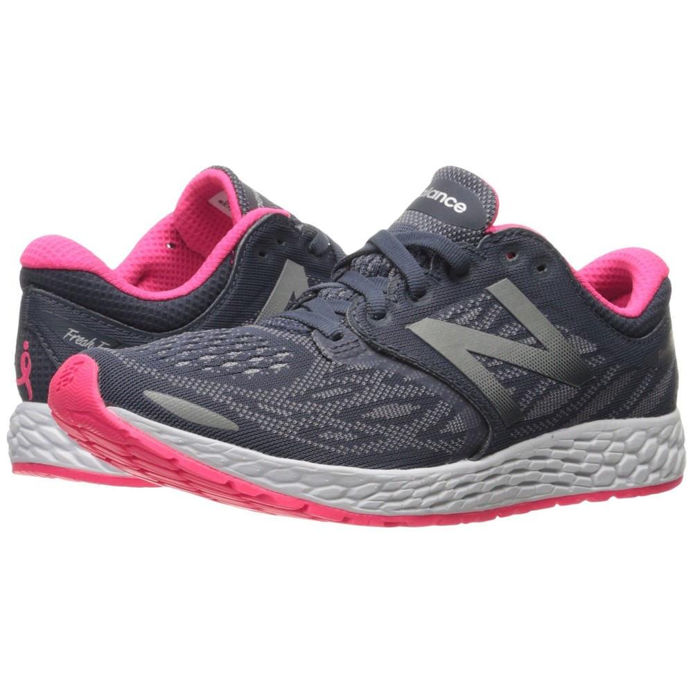ニューバランス レディース ランニング・ウォーキング シューズ・靴【Fresh Foam Zante V3】Thunder/Pink