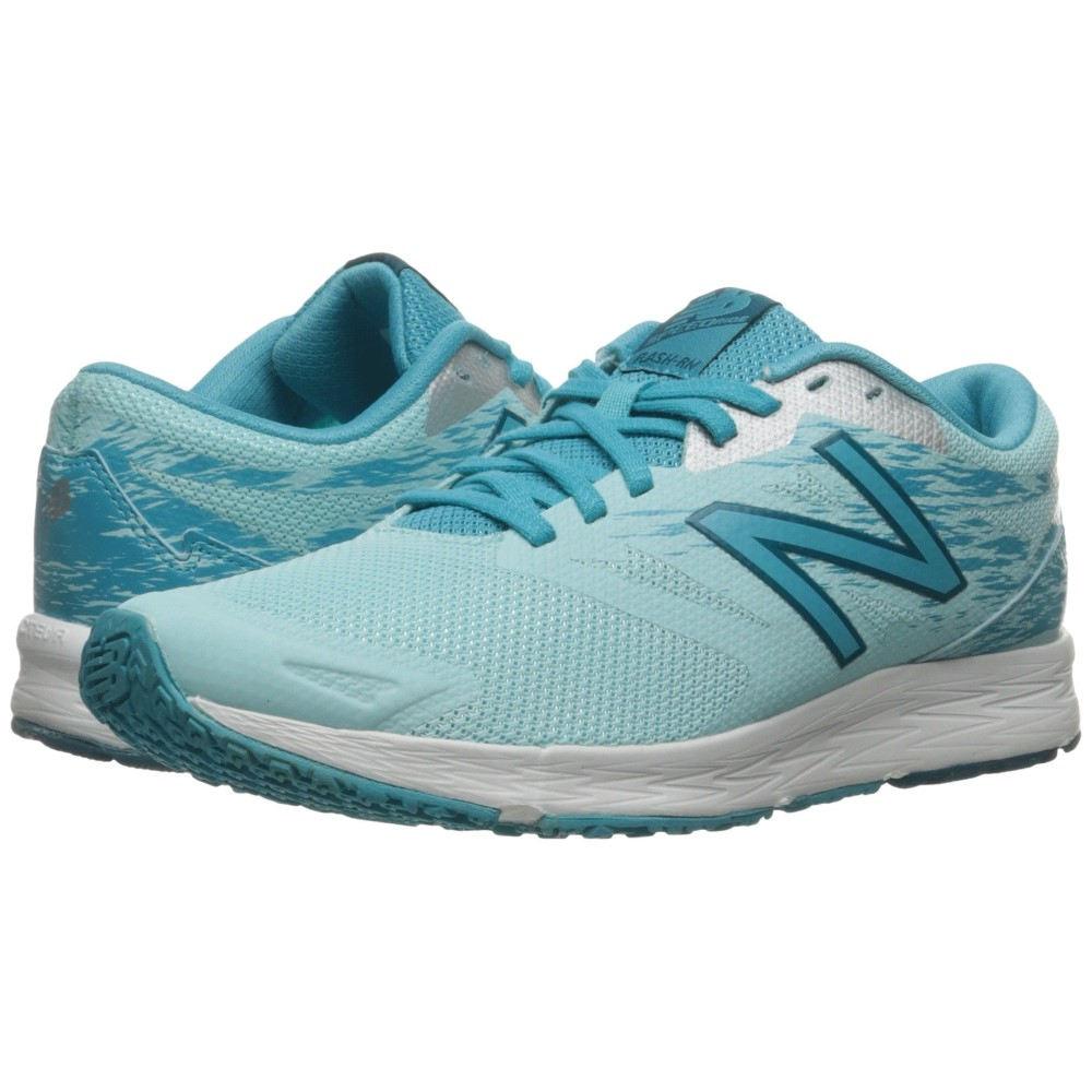 ニューバランス レディース ランニング・ウォーキング シューズ・靴【Flash-RN】Ozone Blue Glo/Vivid Ozone Blue/Silver