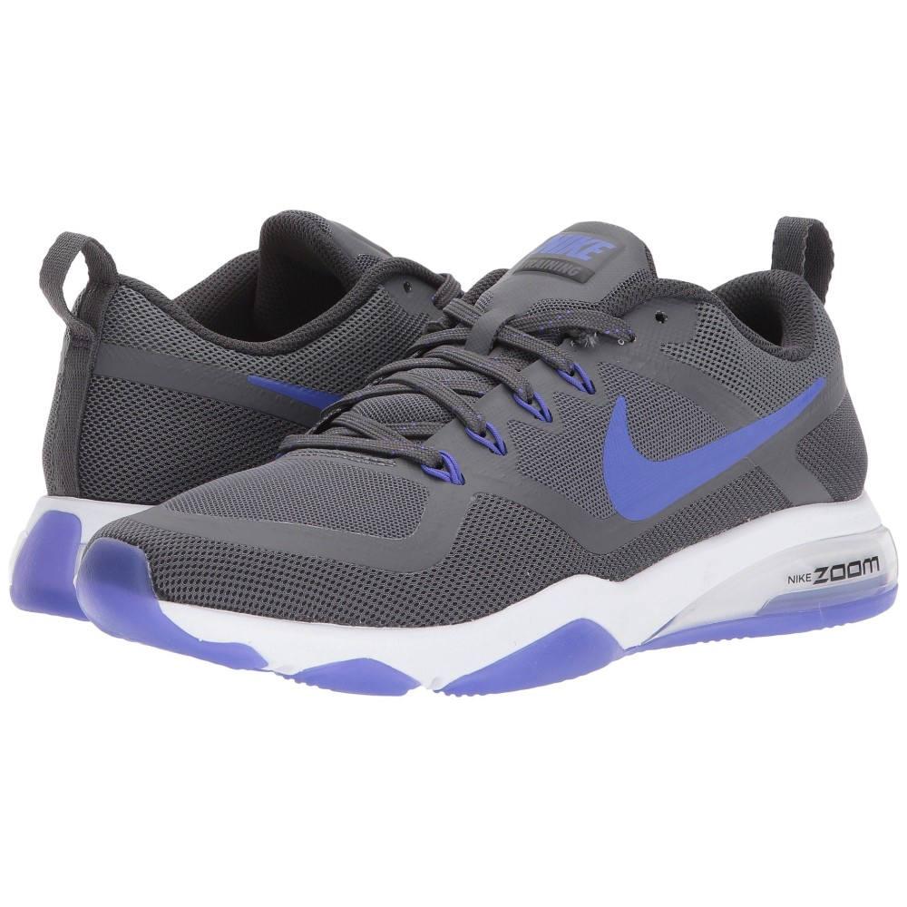 ナイキ レディース フィットネス・トレーニング シューズ・靴【Zoom Training Fitness】Dark Grey/Persian Violet/Black