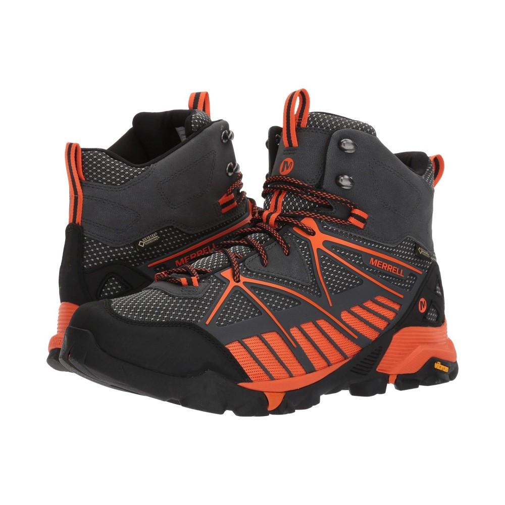 メレル メンズ ハイキング・登山 シューズ・靴【Capra Venture Mid Gore-Tex Surround】Granite