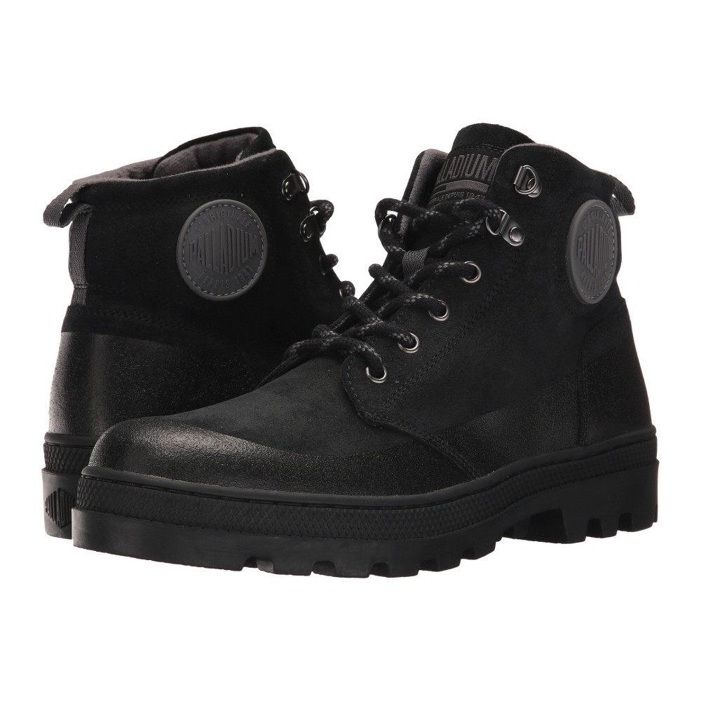 パラディウム メンズ ハイキング・登山 シューズ・靴【Pallabosse HIKR】Black/Black