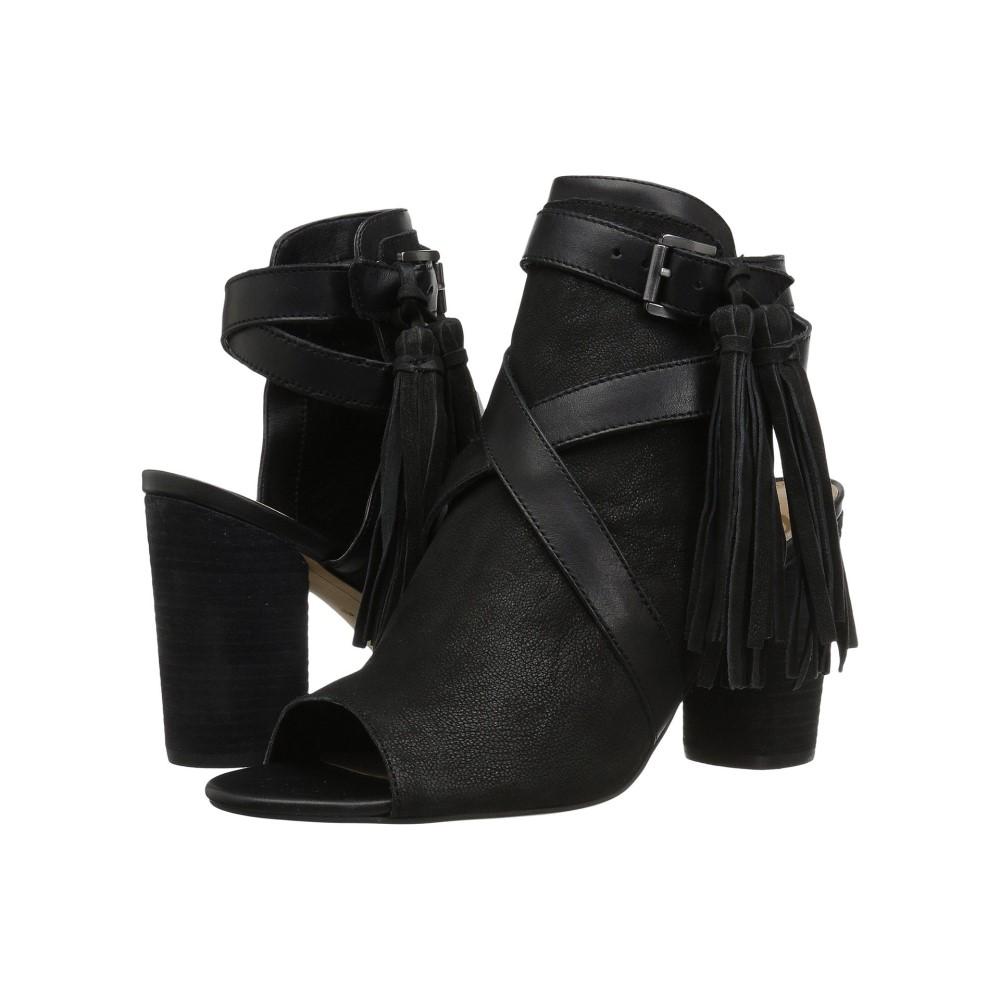 レディース Leather ブーツ【Vermont】Black Apollo Nubuck/Hispacho エデルマン サム シューズ・靴