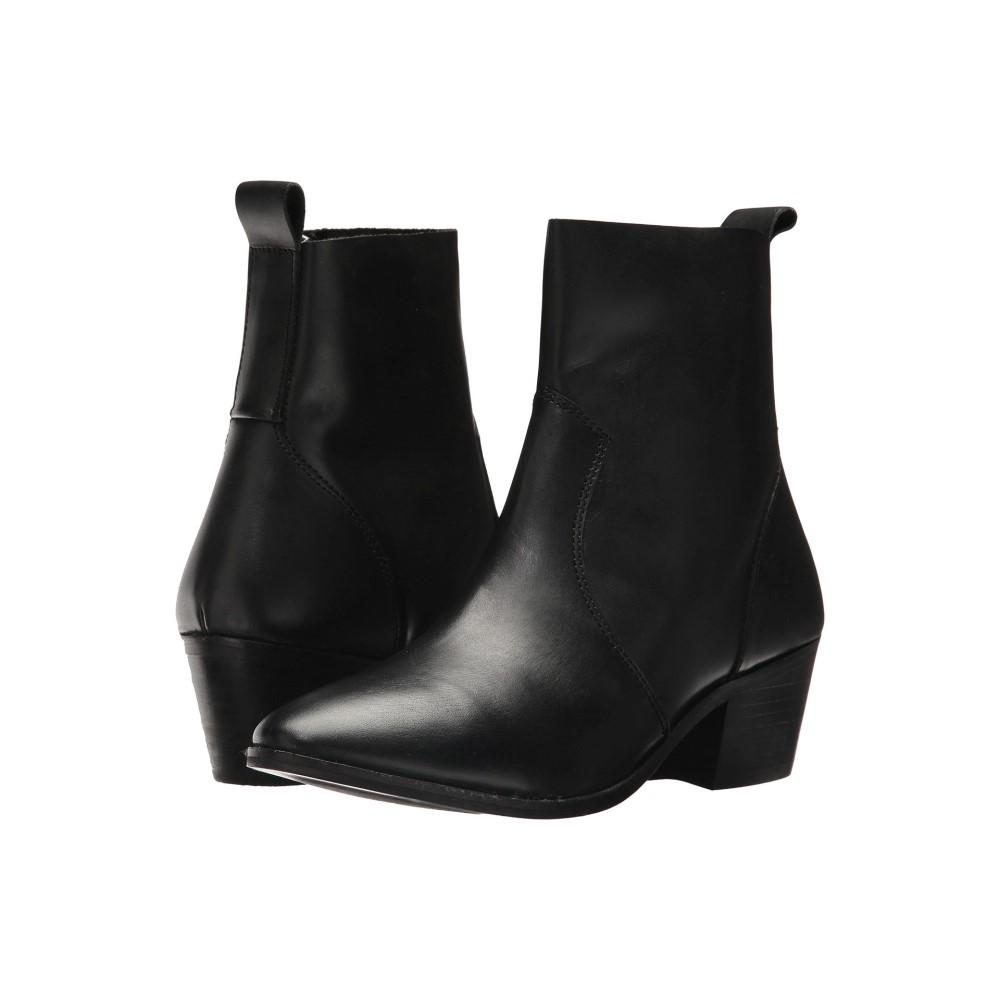 レポート レディース シューズ・靴 ブーツ【Iesha】Black