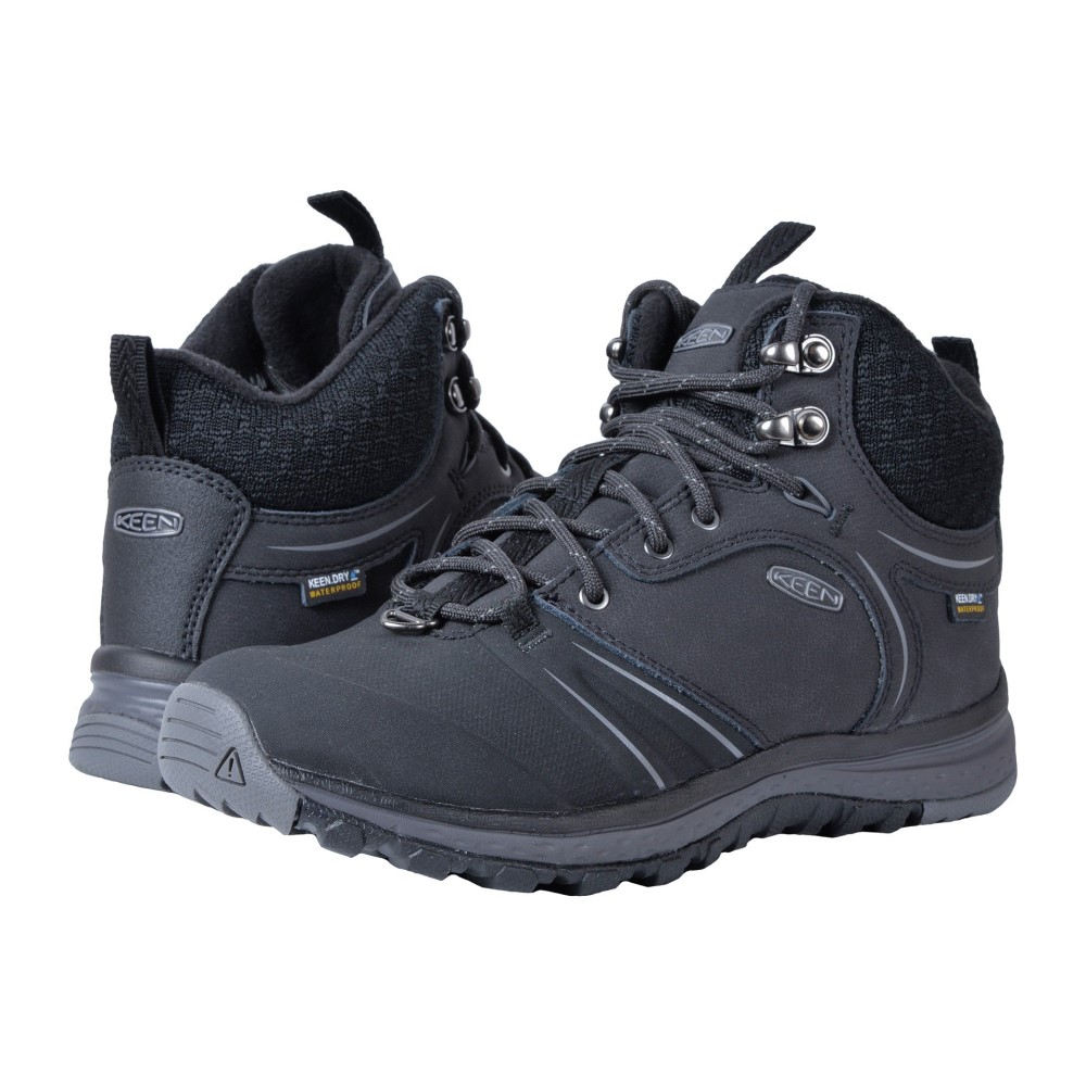 キーン レディース ハイキング・登山 シューズ・靴【Terradora Wintershell】Black/Magnet