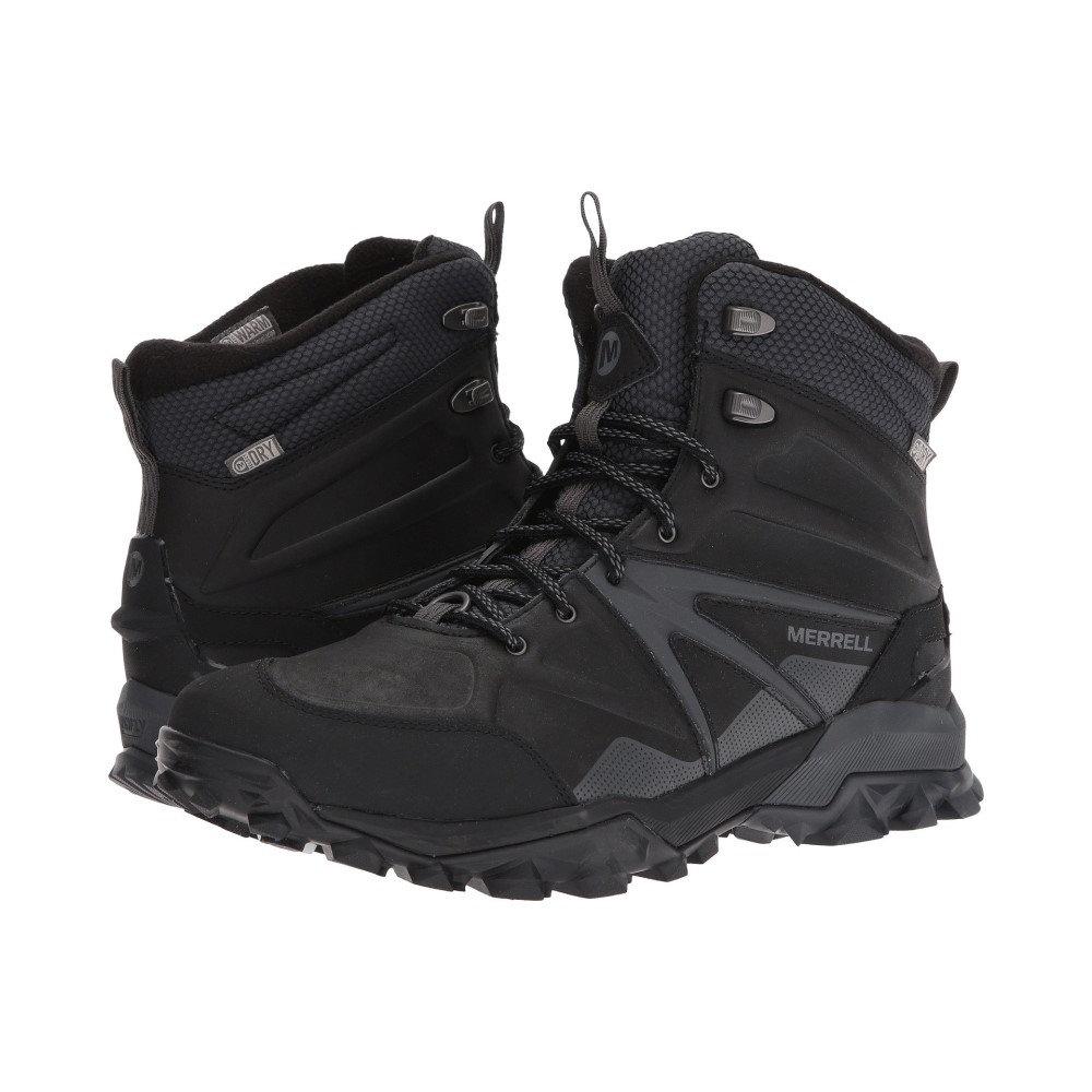 メレル メンズ ハイキング・登山 シューズ・靴【Capra Glacial Ice+ Mid Waterproof】Black
