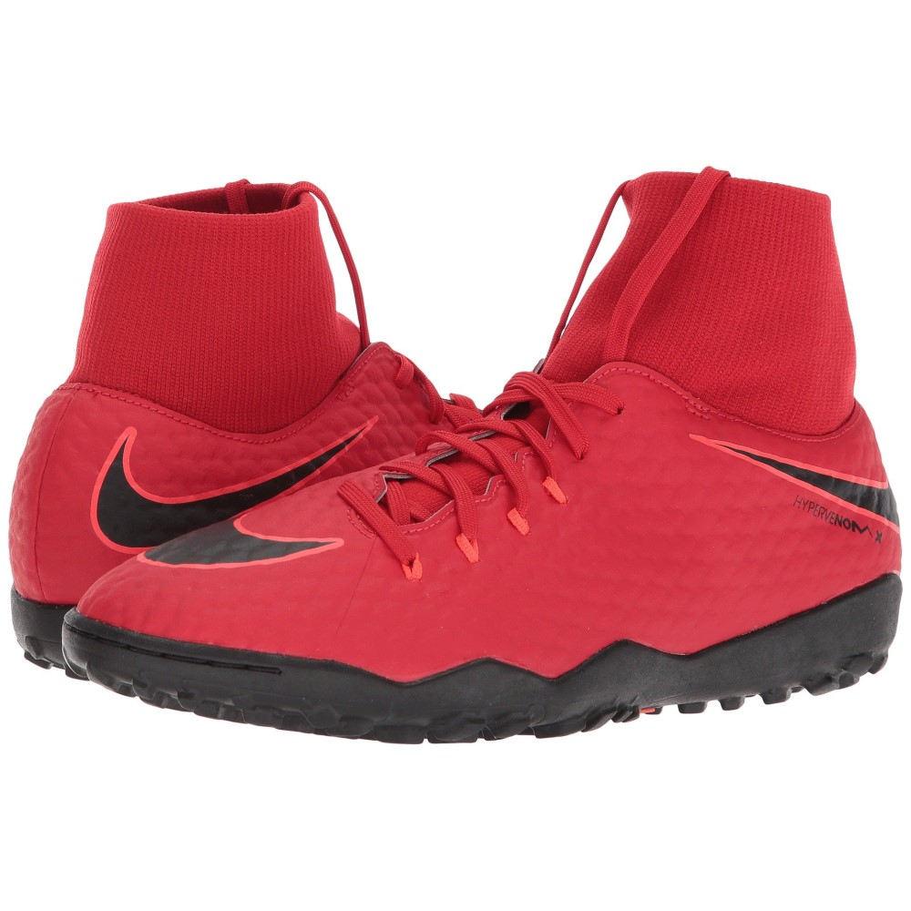 ナイキ メンズ サッカー シューズ・靴【HypervenomX Phelon III Dynamic Fit TF】University Red/Black/Bright Crimson