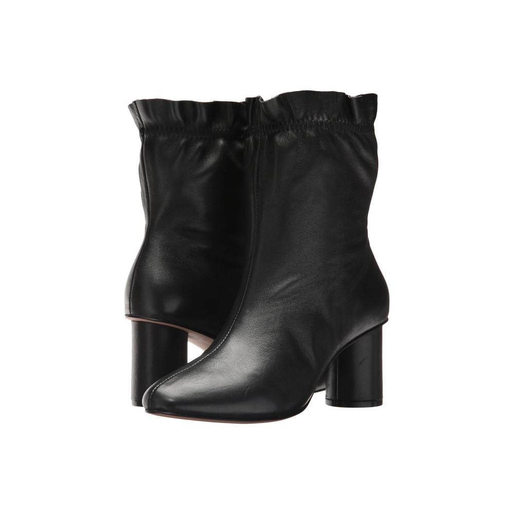 レディース ナネット ブーツ【Glory】Black レポー シューズ・靴