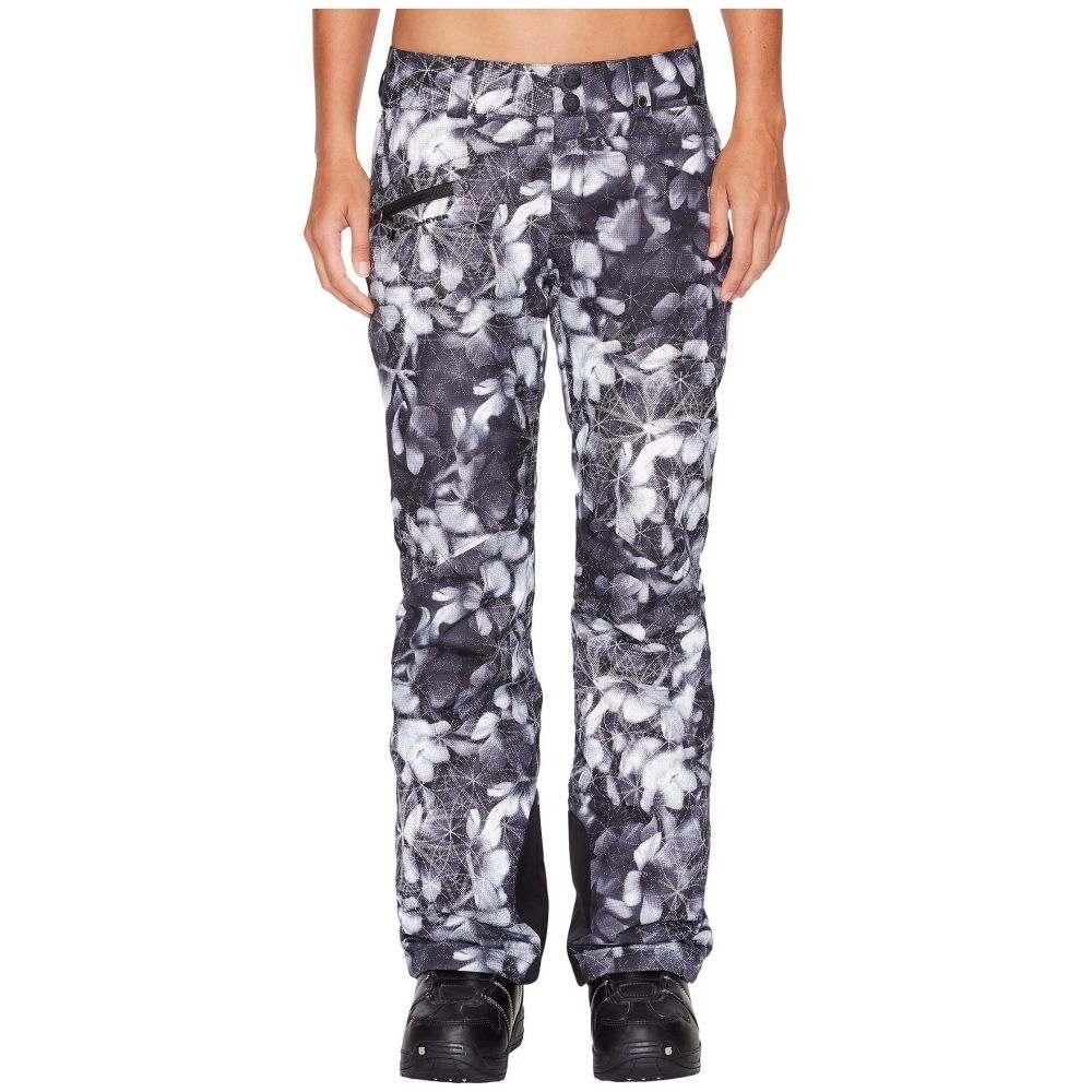 オバマイヤー レディース スキー・スノーボード ボトムス・パンツ【Malta Pants】Blackout Floral