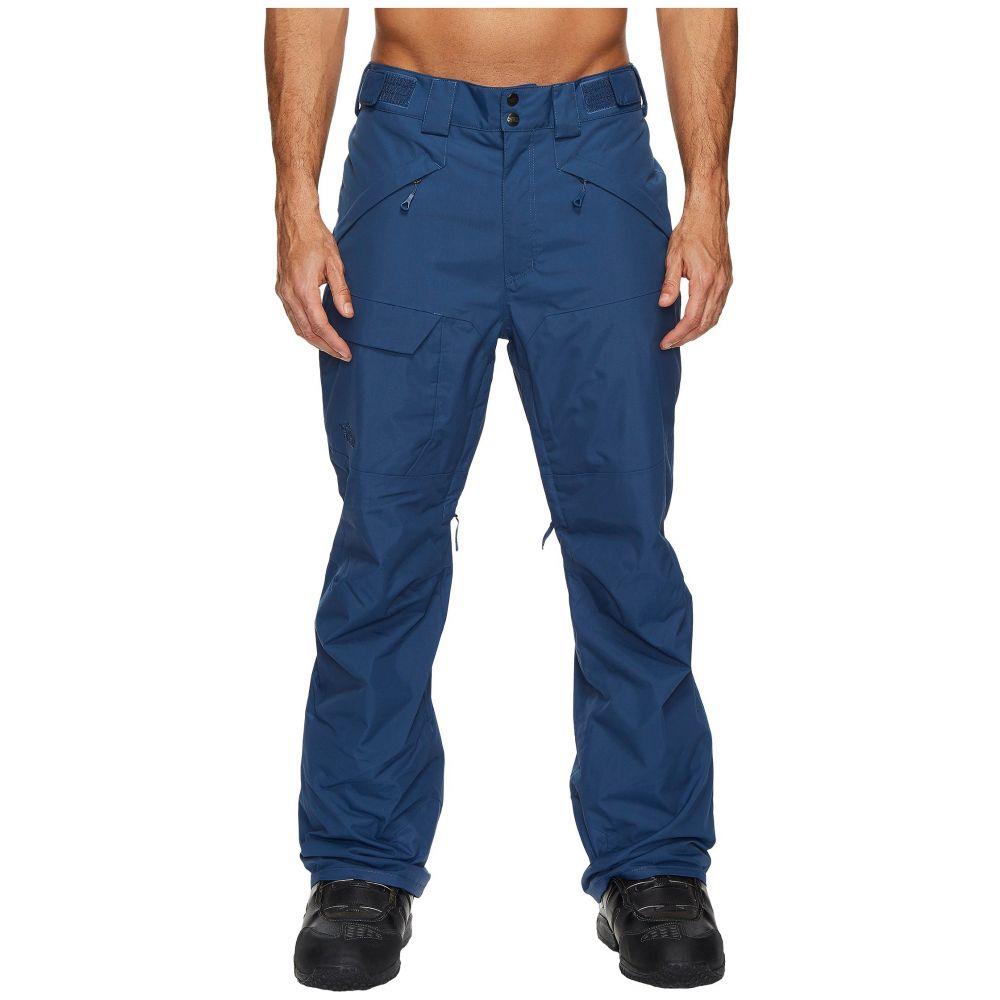 ザ ノースフェイス メンズ スキー・スノーボード ボトムス・パンツ【Freedom Insulated Pants】Shady Blue