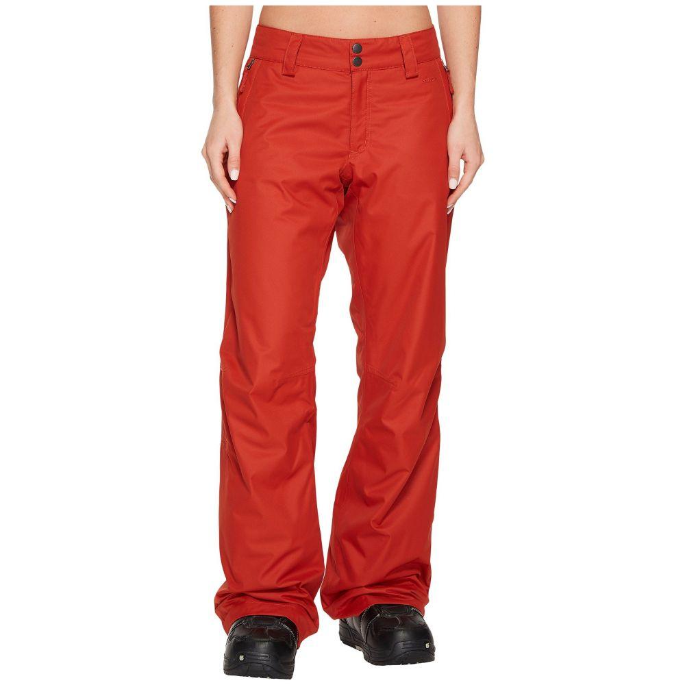 ザ ザ ノースフェイス レディース スキー・スノーボード ボトムス・パンツ【Sally Pants】Ketchup Pants Red】Ketchup Red, トネムラ:c9e9ddde --- sunward.msk.ru