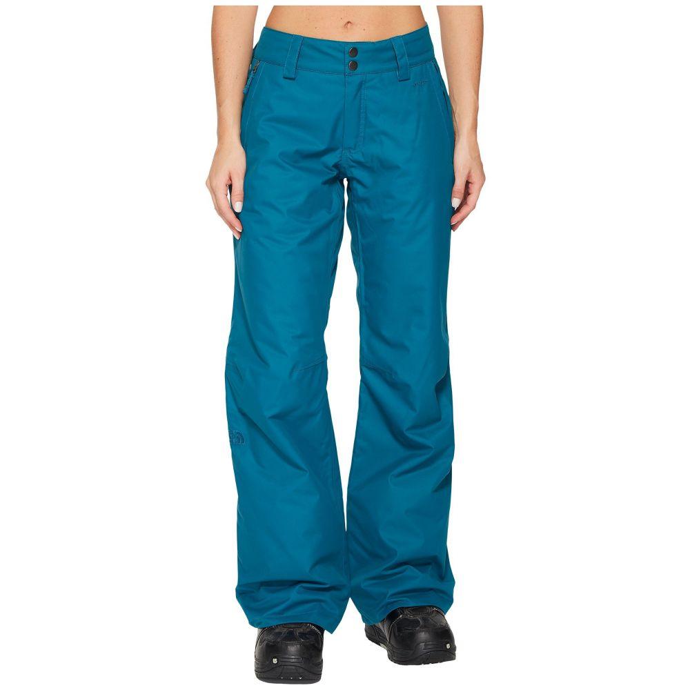 ザ ノースフェイス レディース スキー・スノーボード ボトムス・パンツ【Sally Pants】Egyptian Blue