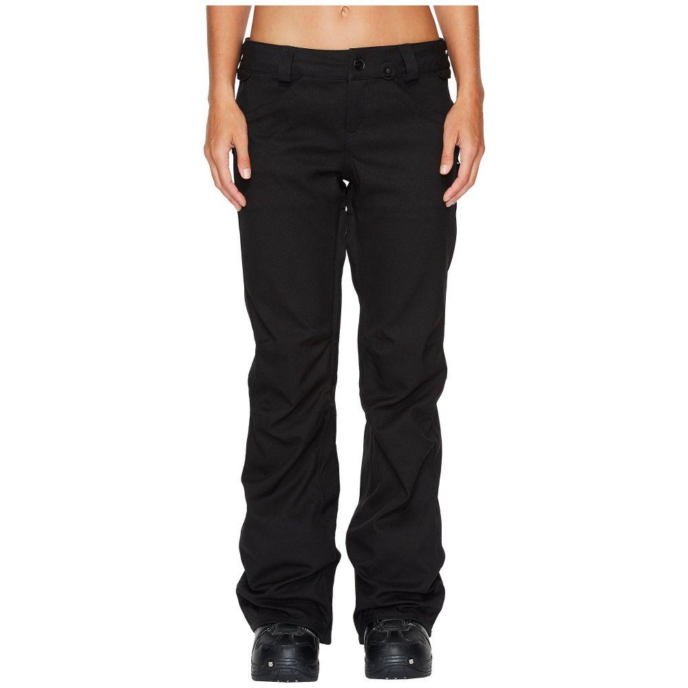 ボルコム レディース スキー・スノーボード ボトムス・パンツ【Species Stretch Pants】Black