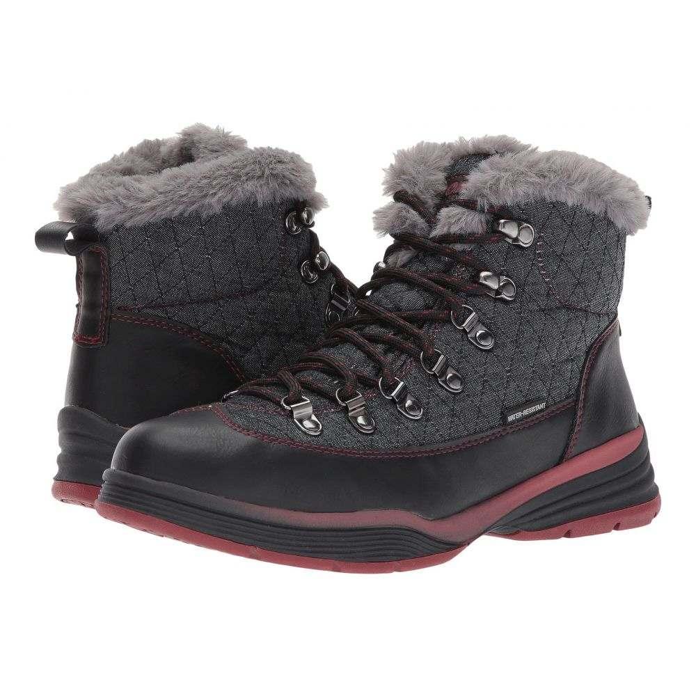 JBU レディース ハイキング・登山 シューズ・靴【Everest Weather-Ready】Black